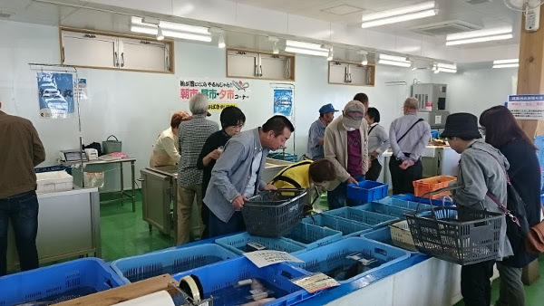 うみてらす豊前豊築漁協直売所「四季旬海」の掲載画像1