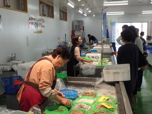 うみてらす豊前豊築漁協直売所「四季旬海」の掲載画像2