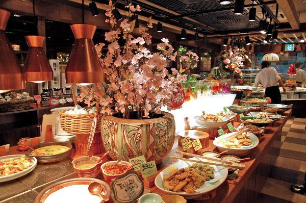 食彩健美 野の葡萄 天神イムズ店の掲載画像1