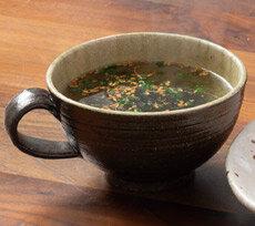 海苔の即席スープ</mt:Var>